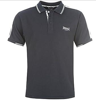 Polo Camiseta Lonsdale para Hombre Fitnessmode: Amazon.es ...