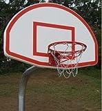 Sport Play 542-617 Aluminum Fan w/ Official Goal & Nylon Net