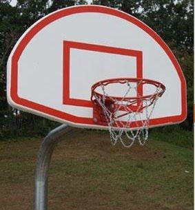 Sport Play 542-617 Aluminum Fan w/ Official Goal & Nylon Net by Sports Play Equipment