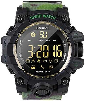 Bluetooth Sync Smart Wristband Sedentario Smart Watch Hombres ...