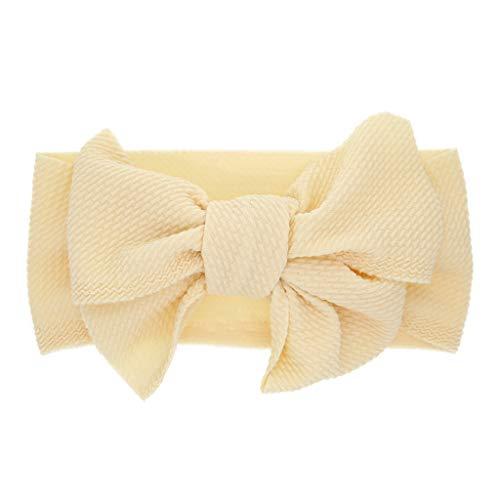 Newborn Toddler Kid Baby Girls Flowers Turban Headband Headwear Accessories - Panties Cotton Barbie