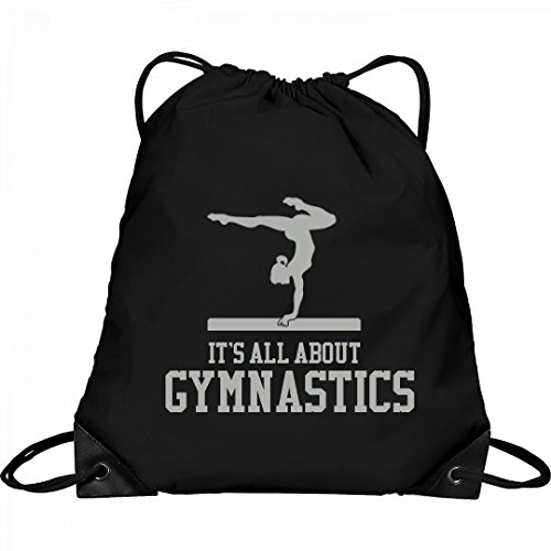 It's All About Gymnastics: Port & Company Drawstring Bag