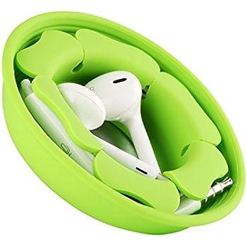Amazon.com: Earbud Holder Cord Wrapper Organizer, MAIRUI