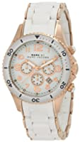 Marc Jacobs Quartz Rock White Dial Women's Watch MBM2547 by Marc Jacobs
