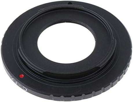富士フイルムXマウントミラーレスカメラ用 Cマウントレンズアダプターリング