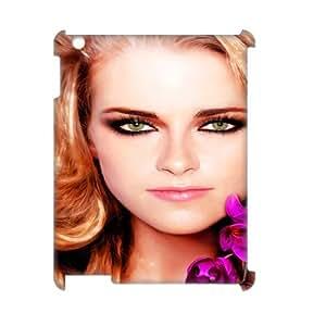 Kristen Jaymes Stewart V-T-C5095029 Ipad2,3,4 3D Art Print Design Phone Back Case Customized Hard Shell Protection