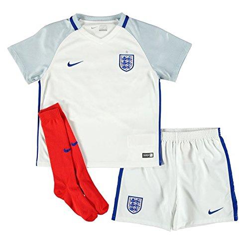 2016-2017 England Home Nike Mini (England Soccer Kit)