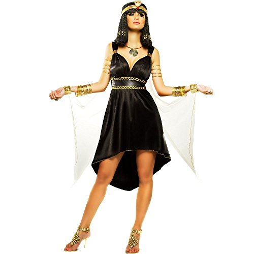 Nile Princess Costume - Large - Dress Size 12-14