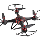 Mikkar RC Drone Quadcopter S7 2.4G 4CH 6-Axis 0.3MP Camera Wifi LED Night Vision FPV