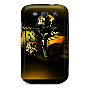 Samsung Galaxy S3 DVM15609wEYt Unique Design Fashion Pittsburgh Steelers Image Anti-Scratch Hard Phone Covers -DannyLCHEUNG