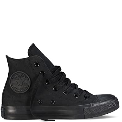 Image Unavailable. Image not available for. Color  Karmaloop Converse The Chuck  Taylor All Star Core Hi Sneaker Black ... 22e21ba11