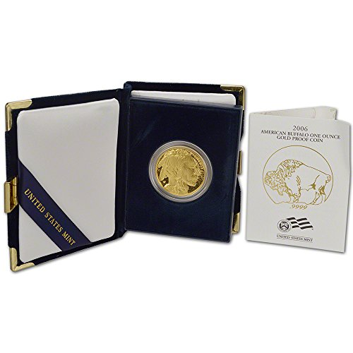 Proof Gold Buffalo - 2006 W American Gold Buffalo Proof (1 oz) $50 OGP US Mint