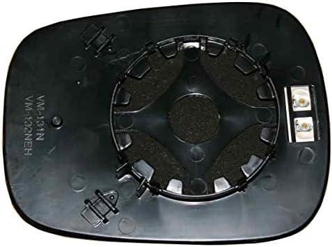 Verre plaque miroir r/étroviseur Kangoo 2003-2007 thermique