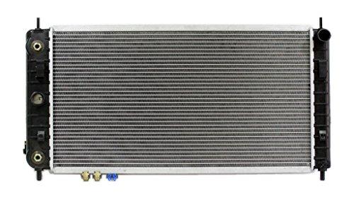 Radiator - Cooling Direct For/Fit 2864 08-12 Chevrolet Malibu 2.4/3.6L 06-10 G6 2.4/3.6L 07-10 Saturn Aura 2.4/3.6L
