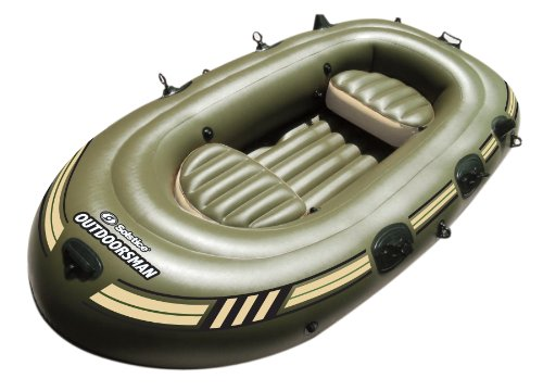 Solstice by Swimline Outdoorsman Fishing Boat