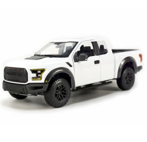 24 Scale Replica Truck - Maisto 1:24 W/B Special Edition Trucks - 2017 Ford Raptor