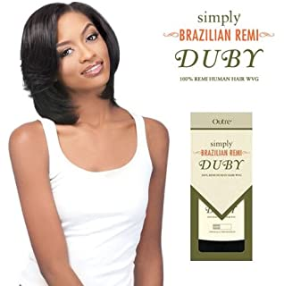 Amazon velvet remi duby human hair weave 1b by outre simply brazilian remi duby 8 outre 100 human remy hair weave pmusecretfo Image collections