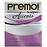 Better Crafts PREMO CLAY 2OZ SILVER (5 pack) (0PFM51290)