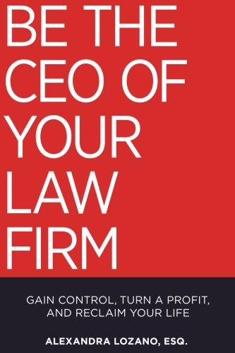 Be the CEO of Your Law Firm (Best Small Law Firms)