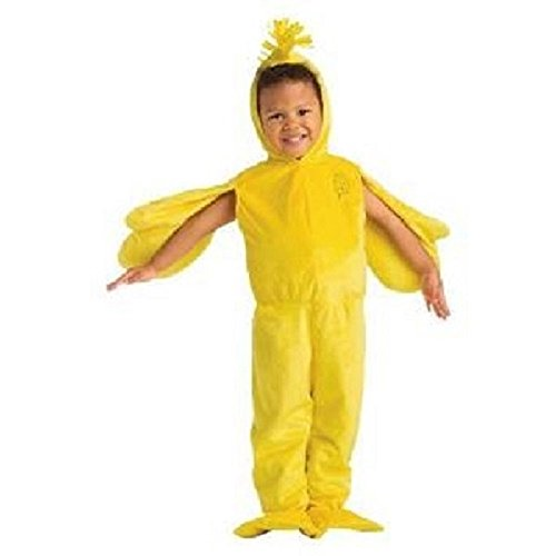 [Peanuts Woodstock Toddler Deluxe Costume Size Toddler (3-4 T)] (Halloween Costumes 36 Months)