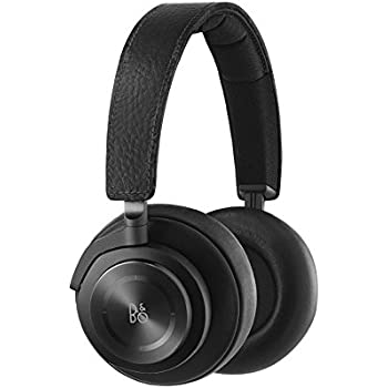 B&O PLAY by Bang & Olufsen Beoplay H7 Wireless Over-Ear Headphone, Bluetooth 4.2 (Black)
