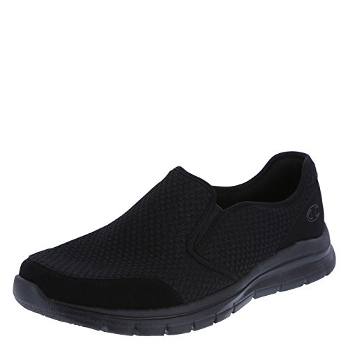 Champion Men's Black Men's Encore Slip-on 9 Regular