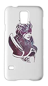Dota 2 Hero Axe Queen Of Pain Samsung Galaxy S5 Plastic Case