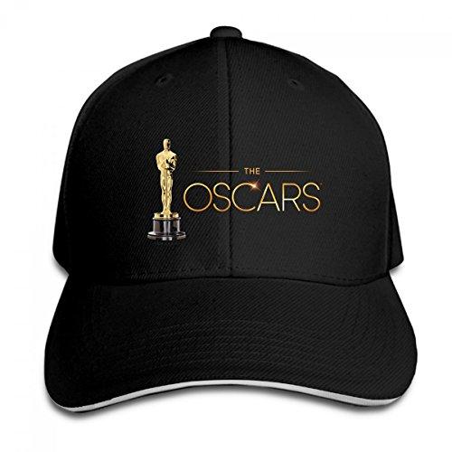 Oscars025144 The 90th Award Oscars Statue nitht Gift Cap Baseball Hat Adjustable Side Unisex