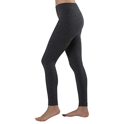 Women's Athletic Workout Leggings – Active Yoga Compression Fitness Leggings (S)