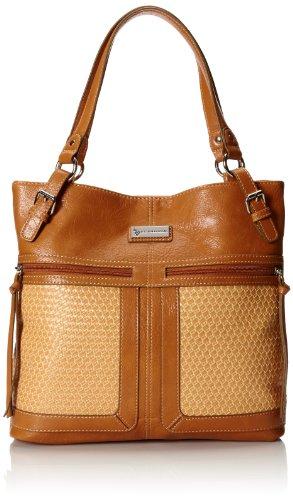 U.S. Polo Assn. Saratoga Woven Tote Shoulder Bag 0d32756e6fc03