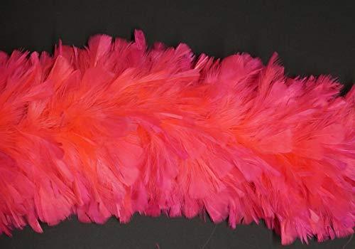 Turkey BOA - Shocking Pink 2 Yards Oversized 6-8