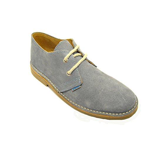 K901FP - Zapato safari gris
