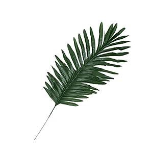Ameesi 1Pc Nordic Pine Branch Coconut Palm Leaf Artificial Plant Blogger Photo Prop - 2 73
