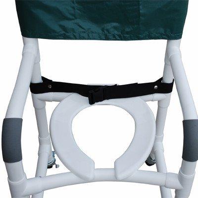 "MJM International BB-26 Buckle Safety Belt for 26"" Chair"