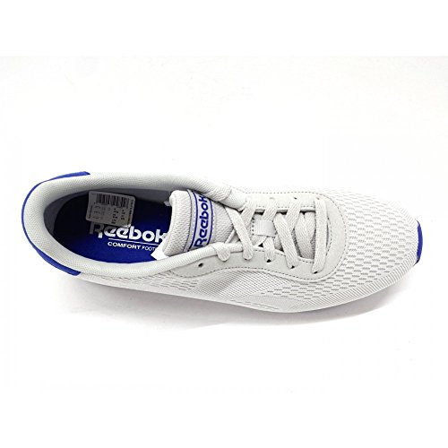 White Collegiate Solid Royal Fitnessschuhe Cl Weiß Reebok 000 Lgh Grey Herren Jog 2px Royal Z0WqFg
