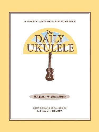 The Daily Ukulele - Ukelele Score & Parts Book