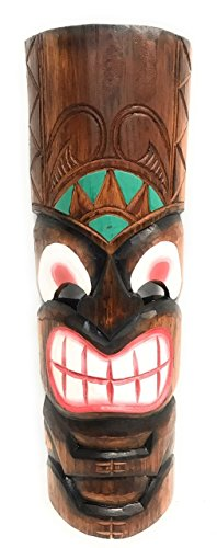 Smiley Tiki Mask (SMILEY TIKI MASK 20