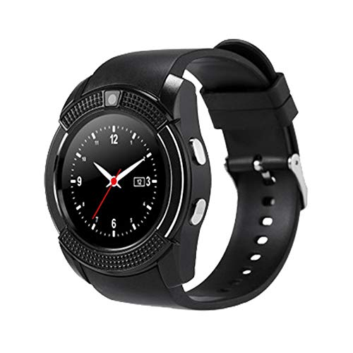 Amazon.com: TOOGOO V8 Answer Call Smart Watch 1.22 Inch ...