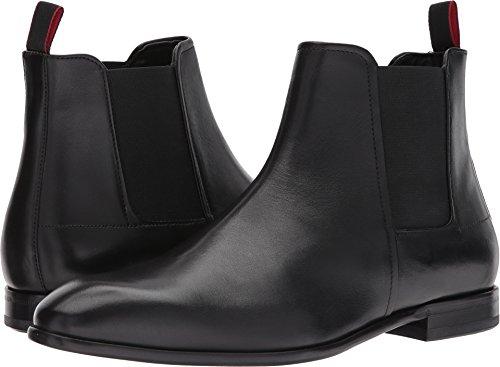 Hugo Men's Dressapp Chelsea Boots, Black, 8 D(M) - Black Boots Boss Hugo