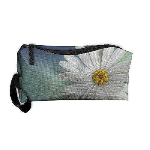Ming Horse Light Flower Small Travel&home Portable Make-up Receive Bag Hand Cosmetic Bag