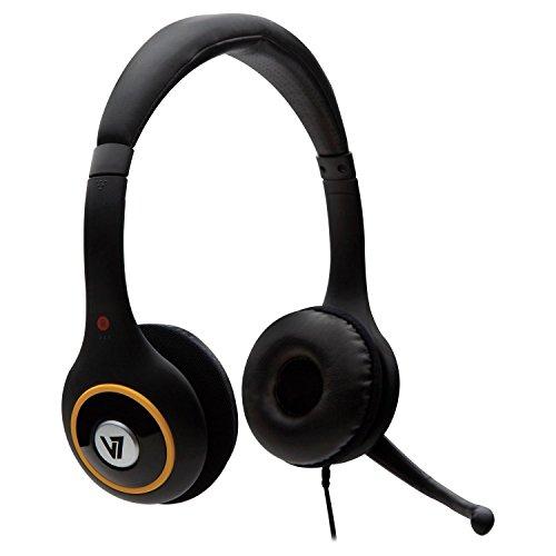 V7 DELUXE USB HEADPHONE W/ NOISE / HU511-2NP /