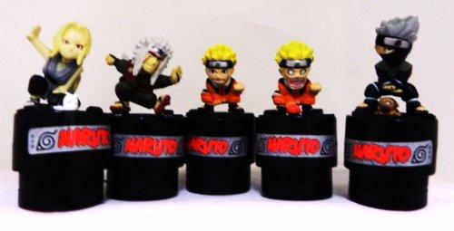 Naruto Stamps (Naruto Figurine Stamps 3.5