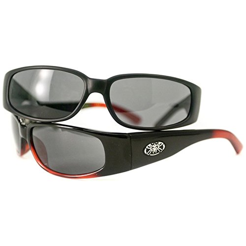 Black Flys Micro Fly Sunglasses (Men's Black Flys Micro Fly 2 S.BLK/SMK)