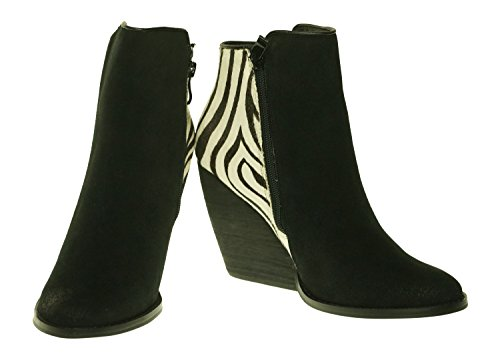 Vinci Volatile Ankle Very Boot Women's Black qECwg