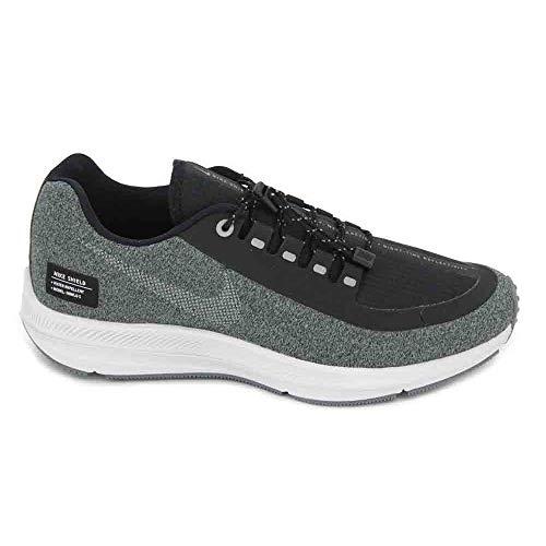 Shield Run Running Multicolor Zapatillas cool Winflo black De Mujer Para Nike 001 Silver metallic W Grey 5 Zm xqw8WpXI