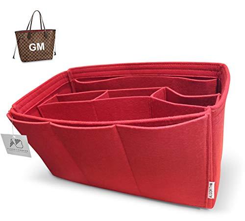 Louis Vuitton Red Handbag - 6