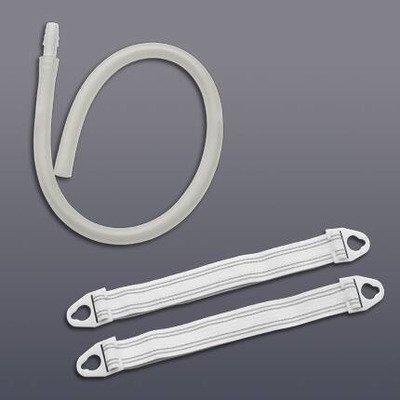 MCK93421910 - Hollister Leg Strap Hollister Small, 15 Inch, Vinyl, Reusable, Plastic Belt Tabs