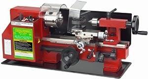Amazon Com Central Machinery 7 X 10 Precision Mini Lathe