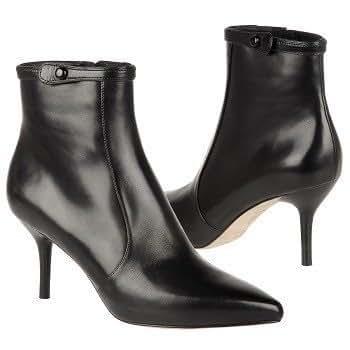 Via Spiga Madeline Black Leather (7.5W)