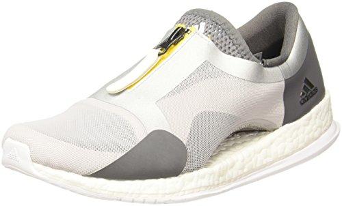 Multicolore Femme Chaussures gricua Adidas argent gridos Fitness Zip Gris X Tr De Pureboost plamet 880qU